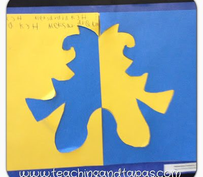 Classroom art project inspiration!