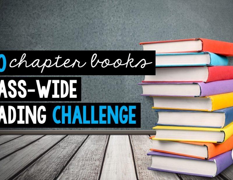 Class Reading Challenge (FREEBIE!!!)