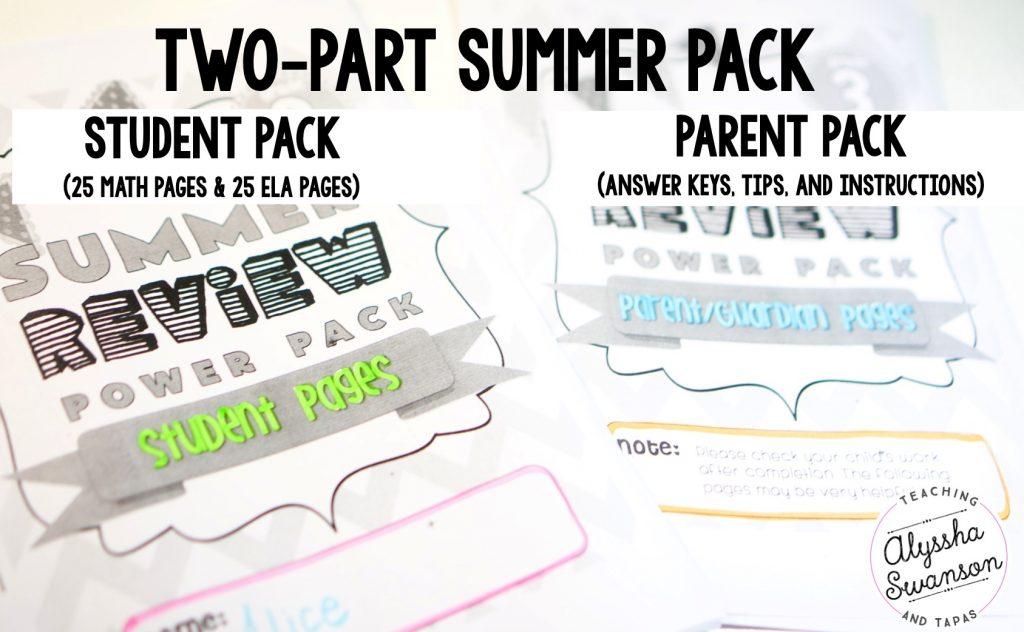 summer pack