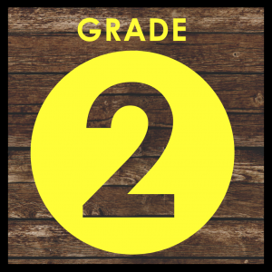 GRADE LEVEL - 2nd Grade