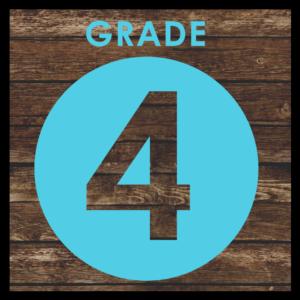 GRADE LEVEL - 4th Grade
