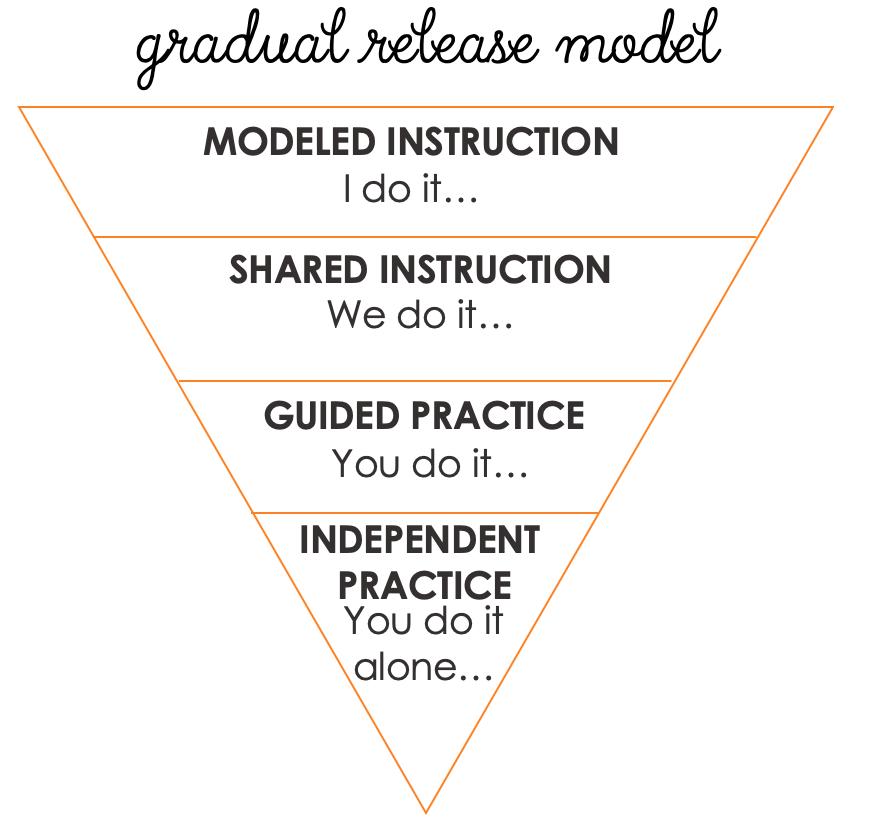 gradual release model