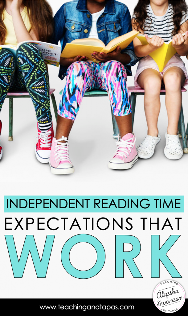 independent reading expectations